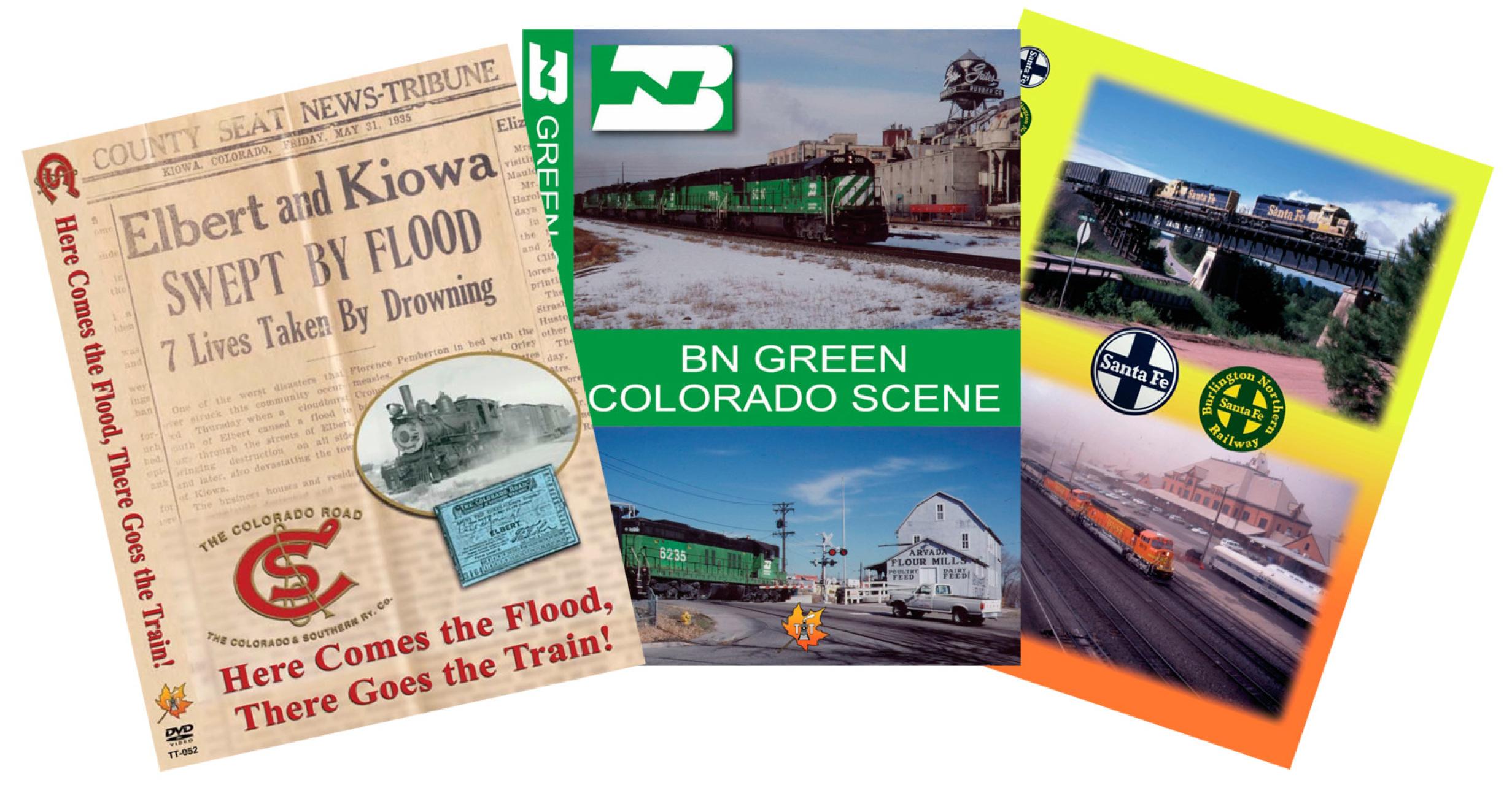 Colorado Rail Videos - Tell Tale Productions